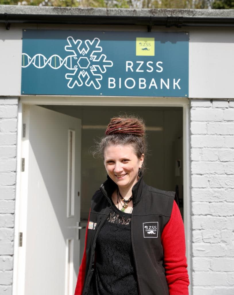 Zoos biobanking for the future