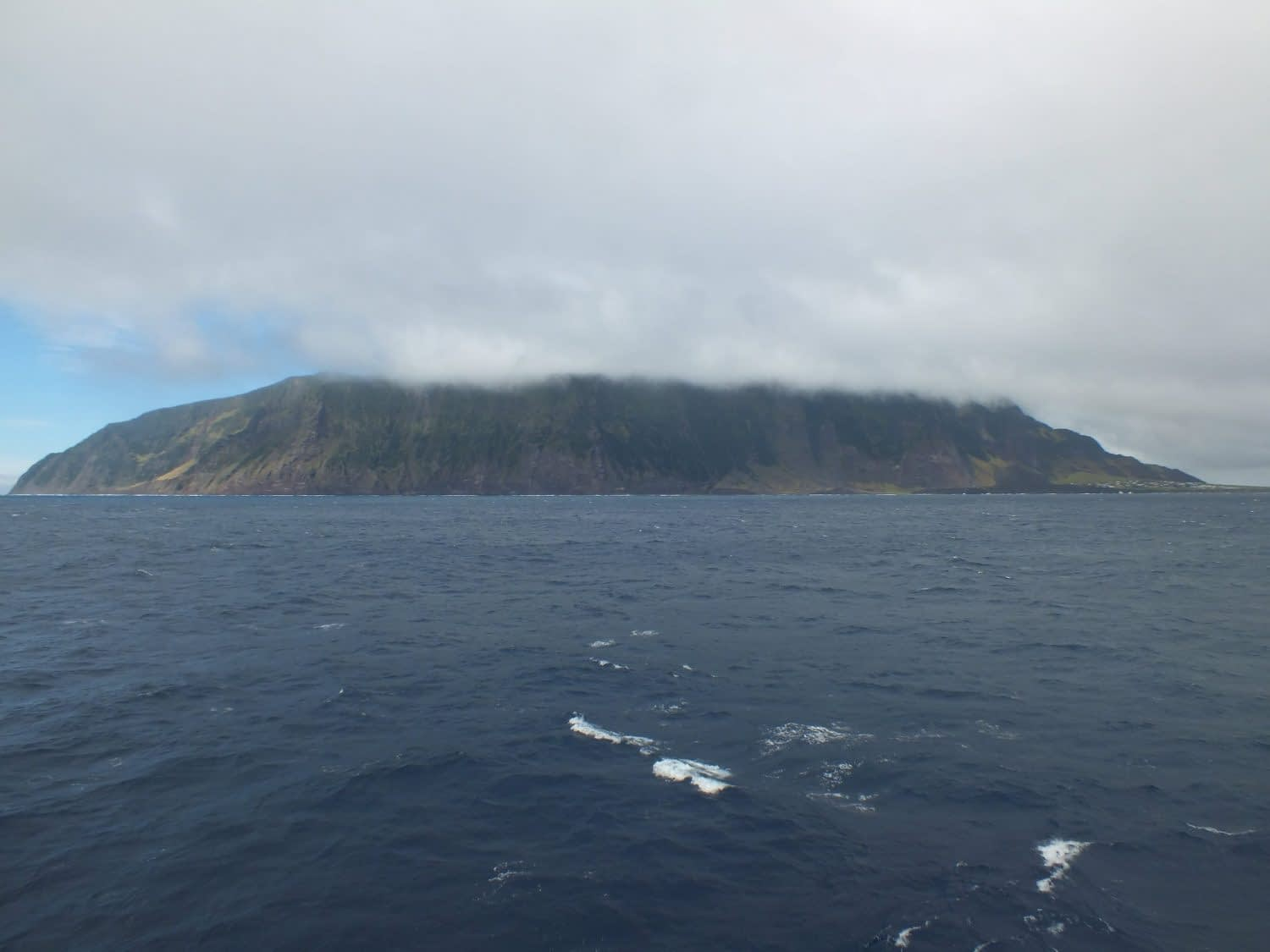 One of the world's biggest sanctuaries for wildlife has just been created around Tristan da Cunha